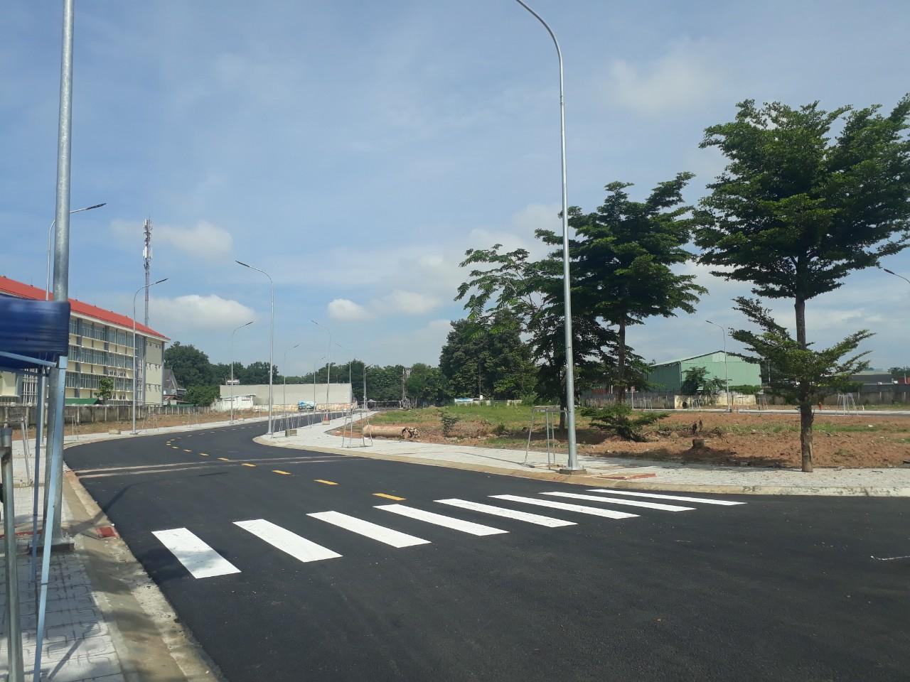 dự án khu dân cư hoàng lộc