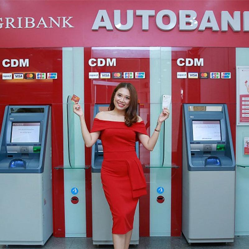Trụ ATM Agribank Chánh Phú Hòa