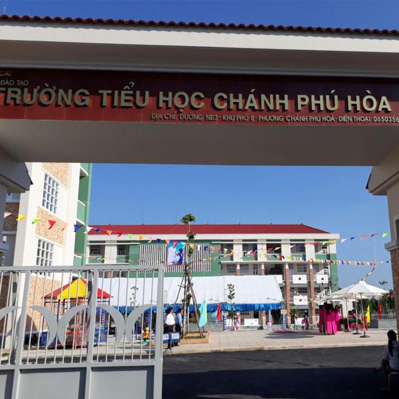 Trường Học Chánh Phú Hòa