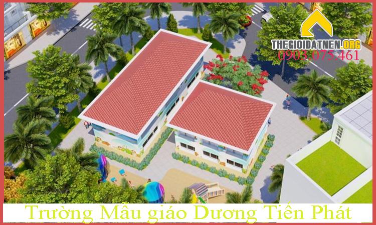 Trường Mẫu giáo Dự Án Dương Tiến Phát