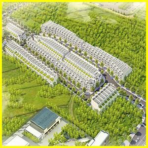 dự án khu nhà ở Hoàng Lộc