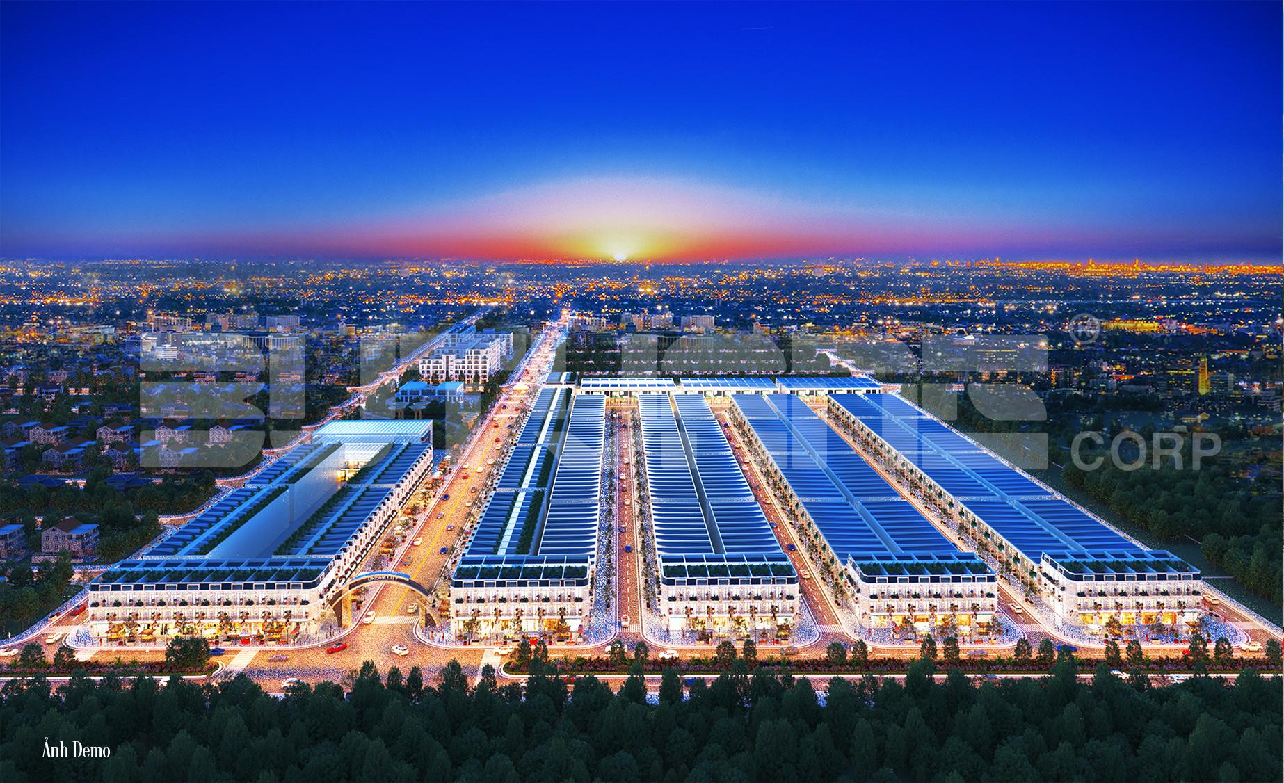 dự án The Sun Bàu Bàng