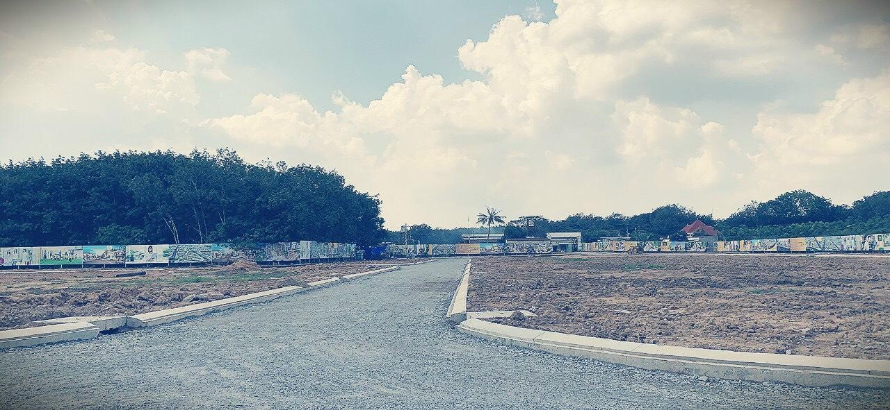 dự án khu dân cư chánh hưng city zone