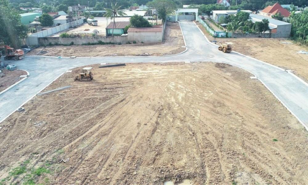 dự án city zone bến cát