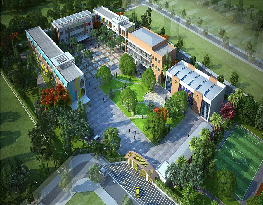 dự án khu dân cư chánh phú hòa